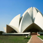 Lotus Temple, Nehru Place Metro Station