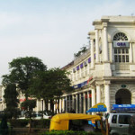 Connaught Place, Rajiv Chowk Metro Station