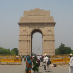 India Gate, Central Secretariat Metro Station